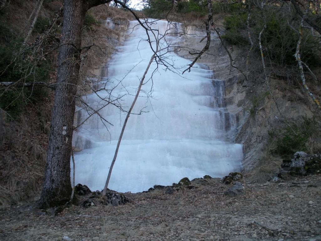 cascada de San Bllascut